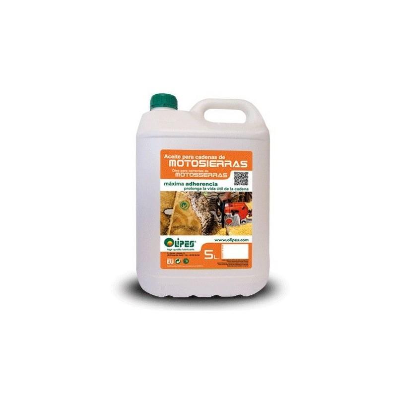 Aceite motosierras es un aceite lubricante de alto rendimiento - Aceite cadena motosierra ...
