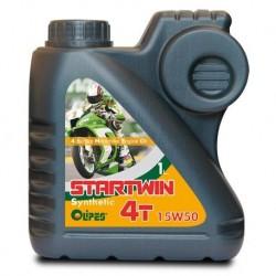 Startwin 4T 15W50 Moto 1 Litro