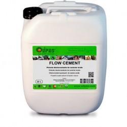 Flow Cement