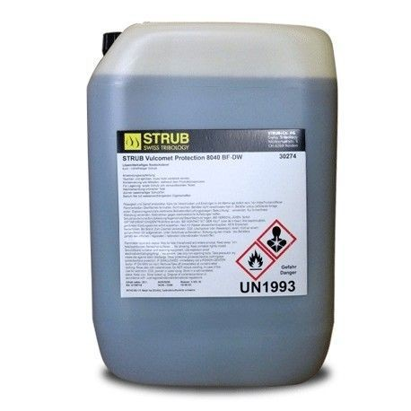 Rust Protective Oil 8040