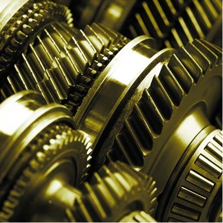 Hydraulic clutches and ATF