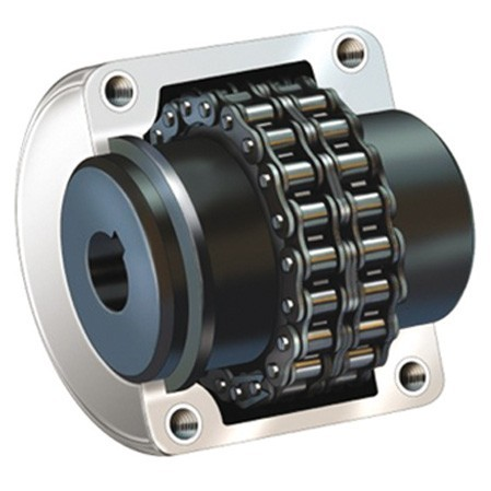 Crowned Tooth Gear Couplings and Chains