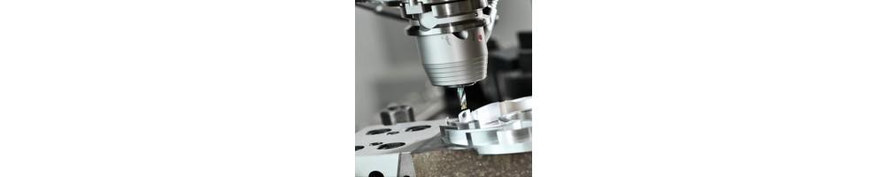 MQL Sintéticos Biodegradables Materiales No Férreos, Aluminio, Magnesio, Titanio